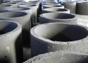 Кольца для устройства канализации