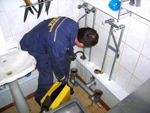 Картинки по запросу Прочистка труб канализации