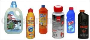 Химические вещества для прочистки канализации