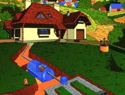 Проекты включают систему очистки сточных вод
