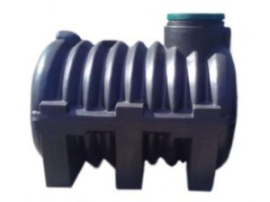 Пластиковая канализационная емкость