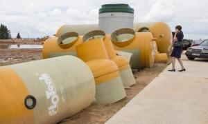 Широкий выбор канализационных бочек