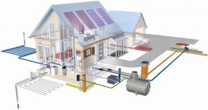 Основа дома - водопровод и канализация