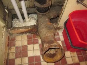 Ремонт канализационной системы
