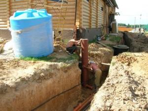 Дождевая канализация это