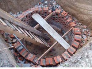 Кирпичная конструкция