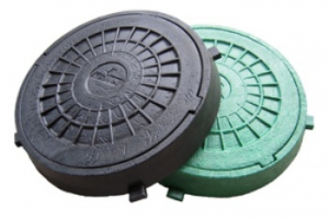 Чугунные канализационные люки: типы, монтаж и особенности эксплуатации