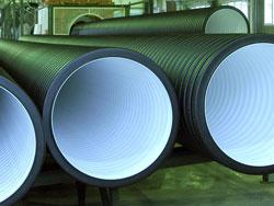 Трубы полимерные для водопровода и канализации.