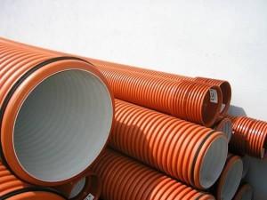 Гофрированные изделия для канализации