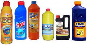 Варианты химической прочистки