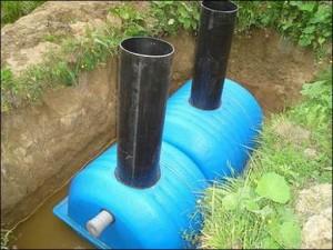 Что такое локальная канализация для загородного дома