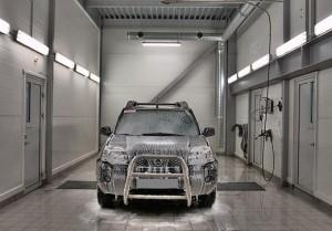 Очистные сооружения для автомойки