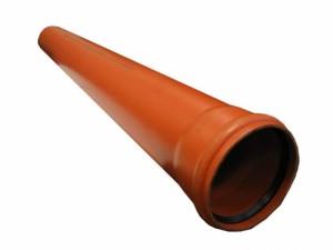 Труба для внешней канализации