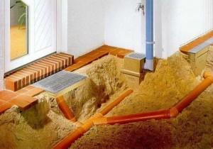 Нюансы монтажа  канализации