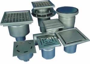 Классификация канализационных трапов