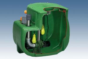 НСК для перекачки сточных вод