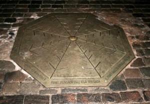 Восьмиугольная форма крышки