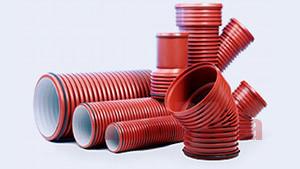 Трубы с полиэтилена