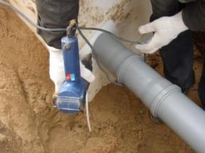 Наружные сети водоснабжения и канализации — проектирование и строительство