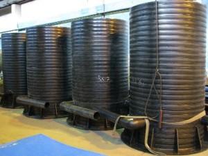 Пластиковые канализационные кольца — особенности, достоинства, назначение