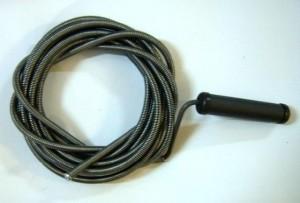 Сантехнический трос для чистки труб