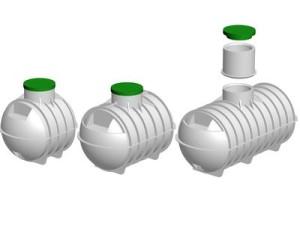 Емкости для канализации загородного дома