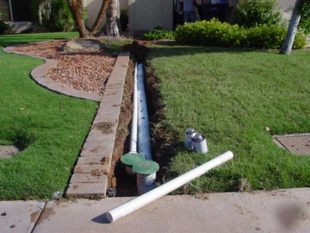 Дренажные системы водоотвод грунтовых вод за пределы участка