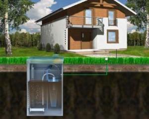 Подключение канализационной системы