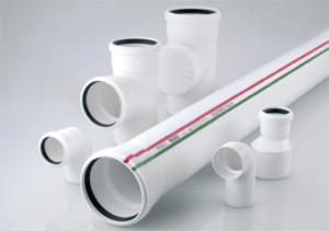 Элементы для канализации в ванной