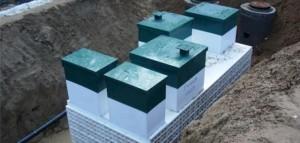 Современные очистные комплексы канализации