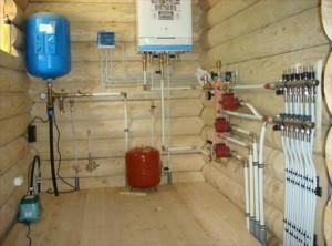 Соединение элементов системы водоснабжения