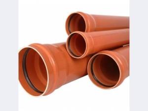 Трубы и комплектующие для канализации