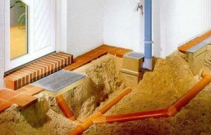 Система для отвода жидкости с крыши