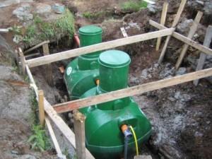 Загородная канализация для дома и дачи