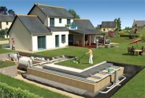Локальная канализация для загородного дома и дачи — виды и особенности монтажа