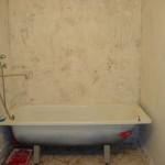 Некоторые особенности чугунной ванны