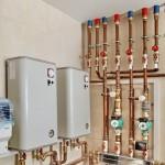 Конструкция и монтаж проточных электрических водонагревателей