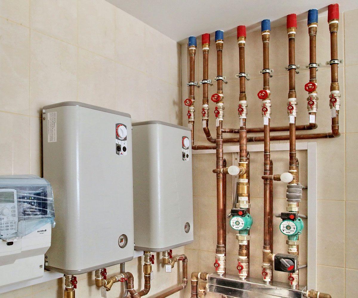 Как сделать из водонагревателя отопление в доме