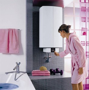 Рассчитывайте объем водонагревателя в зависимости от количества человек в вашей семье