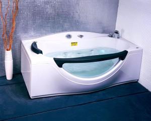 Ванны из акрила радуют многообразием различных форм и конструкций