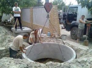 Что представляют собой канализационные кольца