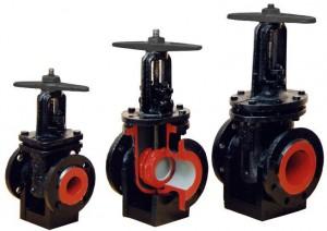 Чугунные задвижки применяют в водопроводной системе для включения и полного прекращения подачи воды