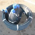Трубы полиэтиленовые ПНД для водоснабжения и канализации