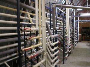 Трубы хпвх используются как для внутренних, так и для внешних работ