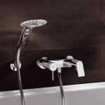 Как выбрать смеситель с душем для ванной комнаты?