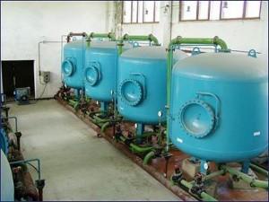 Станция по очистке воды