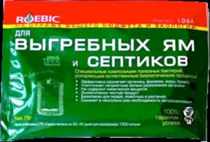 Roebic - популярный препарат