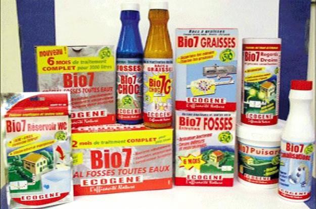 Зачем нужны бактерии для выгребных ям